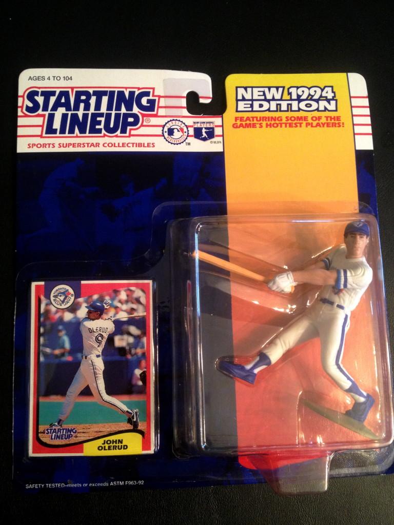 Starting Lineup 1994 MLB Baseball John Olerud Toronto Blue Jays