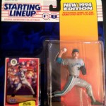 1994 Bryan Harvey Florida Marlins MLB Starting Lineup Toy Figure