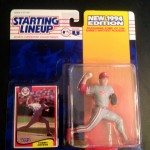 1994 Tommy Greene Philadelphia Phillies MLB Starting lineup toy