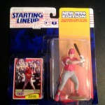 1994 Darren Daulton Philadelphia Phillies mlb starting lineup toy figure