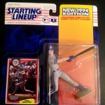 1994 MLB Paul Molitor Toronto Blue Jays Starting lineup toy figure