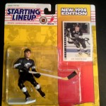 Luc Robitaille LA Kings NHL starting lineup toy figure 1994