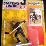 Mario Lemieux Pittsburgh Penguins nhl starting lineup toy figure