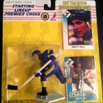 Brett Hull St. Louis Blues 1993 starting lineup toy figure