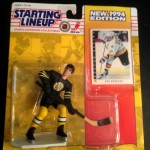 Ray Bourque NHL Boston Bruins Starting lineup toy figure 1994