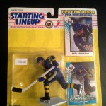 Pat Lafontaine Buffalo Sabres 1993 starting lineup toy figure
