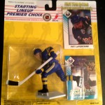 Pat Lafontaine Buffalo Sabres 1993 nhl starting lineup toy figure