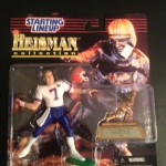 Danny Wuerffel University of Florida Gators 1997 Starting  Lineup Heisman Collection Toy