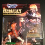 Barry Sanders Oklahoma State Cowboys Starting lineup Heisman Collection Toy