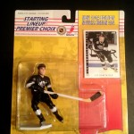 Luc Robitaille LA Kings 1994 starting lineup nhl