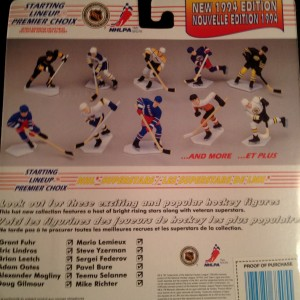 1994 NHL Starting lineup canadian edition