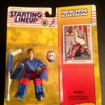 Mike Richter New York Rangers 1994 Starting Lineup Toy