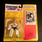 Tom Barrasso Pittsburgh Penguins 1994 NHL starting lineup toy