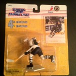 1994 Mats sundin toronto maple leafs starting lineup toy figure