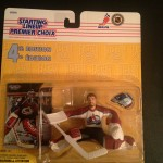 Patrick Roy Colorado avalanche 1993 starting lineup