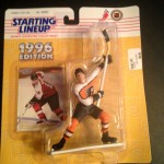 Mikael renberg philadelphia flyers 1996 nhl starting lineup