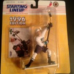 Paul Kariya Anaheim Mighty Ducks 1996 nhl starting lineup
