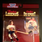 Jean Believeau Montreal Canadians Kenner starting lineup timeless legends