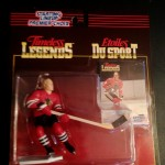 Bobby Hull Chicago Blackhawks nhl starting lineup toy figure