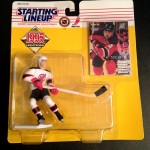 Scott Stevens New Jersey Devils NHL Starting Lineup Toy figure