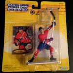 1997 mark recchi montreal canadians nhl starting lineup toy figure