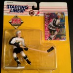 Dallas Stars Mike Mondano 1995 nhl starting lineup toy figure