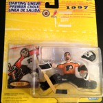 Philadelphia Flyers Ron hextal 1997 nhl starting lineup toy figure
