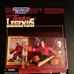 Tony esposito chicago blackhawks nhl timeless legends starting lineup toy figure