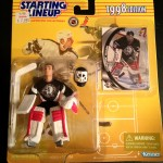 Dominik Hasek Buffalo Sabres 1998 nhl starting lineup toy