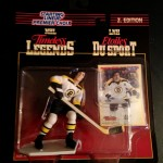 Phil Esposito Boston Bruins NHL Starting lineup timeless legends