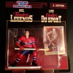 Jean Believeau Montreal Canadians nhl timeless legends starting lineup