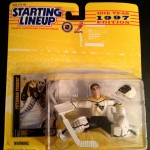 Patrick Lalime Pittsburgh Penguins 1997 nhl starting lineup toy