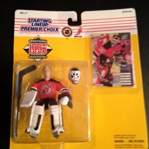 Martin Brodeur New Jersey Devils 1995 nhl starting lineup