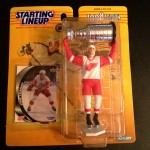 1998 nhl starting lineup steve yzerman detroit redwings with stanley cup