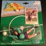 Marco Landucci Fiorentina 1989 Starting Lineup Soccer Toy
