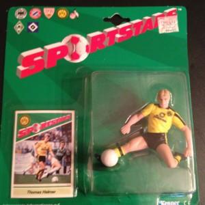 Thomas Helmer BVB Borussia Dortmund 1989 Starting Lineup Toy Figure