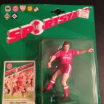 Klus Augenthaler 1989 FC Bayern Munchen Starting Lineup Toy Figure