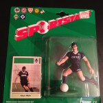 Klaus Allofs Marseille 1989 Starting Lineup Toy Figure
