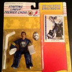 1993 Grant Fuhr buffalo sabres nhl starting lineup toy