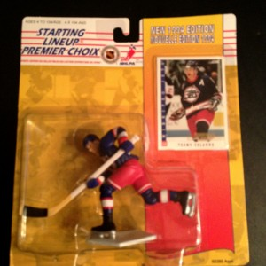 Teemu Selanne 1994 winnipeg jets nhl starting lineup