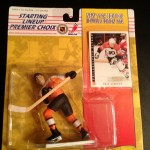 Eric Lindros Philadelphia Flyers NHL 1994 Starting lineup toy