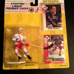 Mark Messier 1993 new york rangers nhl starting lineup toy figure