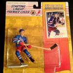 Brian Leetch new york rangers 1994 nhl starting lineup toy figure