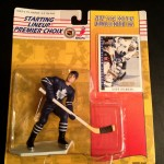 Doug Gilmour Toronto Maple Leafs 1994 nhl starting lineup toy figure