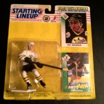 1993 NHL Ray Bourque boston bruins starting lineup toy figure
