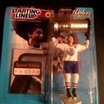Wayne Gretzky Edmonton oilers stanley cup starting lineup toy figure
