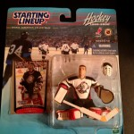 Dominik Hasek 1999 buffalo sabres nhl starting lineup toy figure