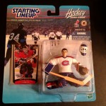Jeff Hackett montreal canadians nhl starting lineup toy figure