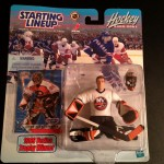 John Vanbiesbrouck new york islanders nhl starting lineup toy figure