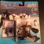 1999 OLAF KOLZIG washington capitals nhl starting lineup toy figure